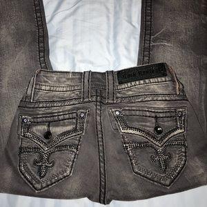 Rare rock revival jeans!